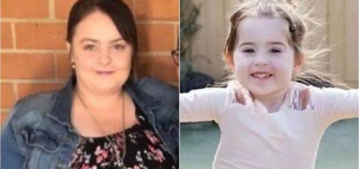 Está embarazada, quiso prender el aire acondicionado del auto y atropelló a su hija de 3 años