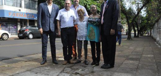 Posadas celebró 149 años de fundación con un memorial de la Trinchera de San José en la Avenida Mitre