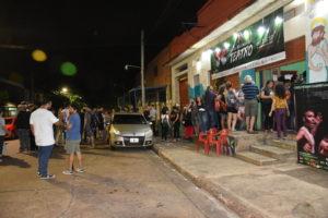 Hasta el domingo prosigue la Fiesta Nacional del Teatro en Posadas: destacan masiva concurrencia