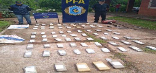 Desbaratan una banda que distribuía drogas de Misiones a Buenos Aires y el sur del país