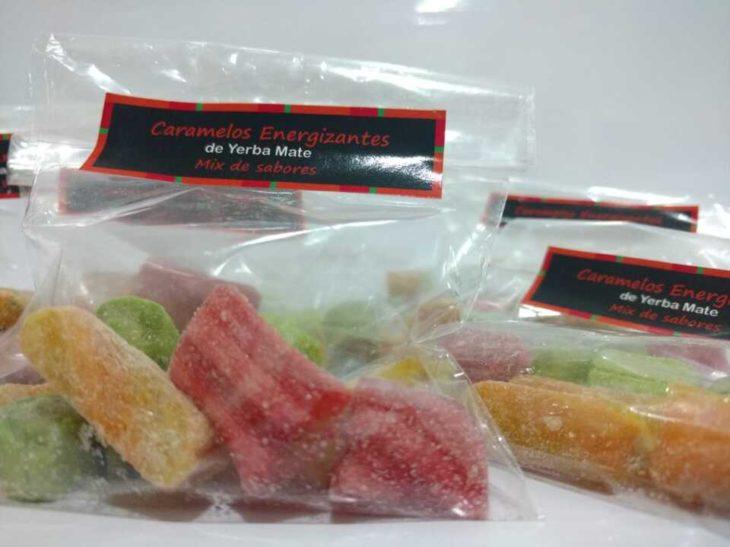 Presentaron en Apóstoles los «Caramelos Energizantes de Yerba Mate»