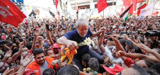Autorizaron la liberación de Lula da Silva