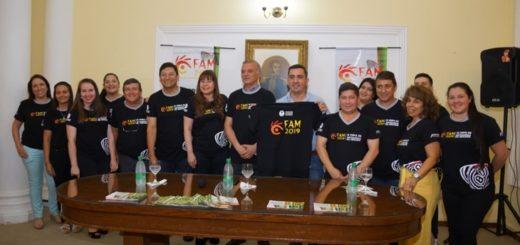 Se presentó la novena edición de la Feria de Artesanías del Mercosur