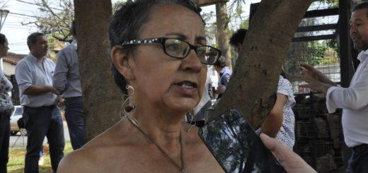 """""""Primer reconocimiento oficial de nuestro pasado paraguayo"""", dijo la historiadora Silvia Gómez por el Memorial de la Trinchera de San José"""