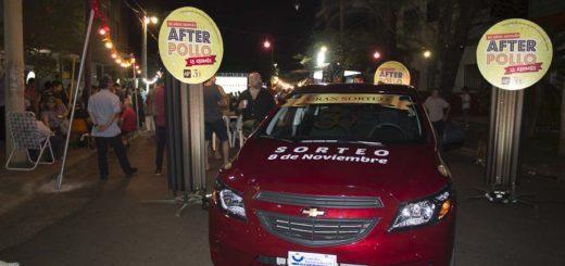 El Hiper del Pollo festejó a lo grande su 30 aniversario y sorteó un auto 0km