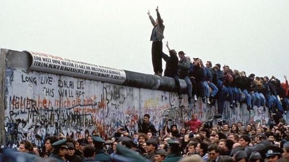Se cumplen 30 años de la caída del Muro de Berlín: el día que cambió el mundo