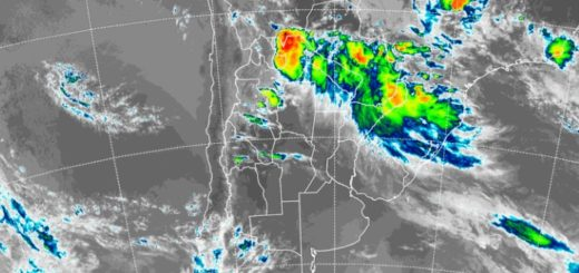 Continúa el alerta por tormentas fuertes para Misiones hasta la madrugada del domingo