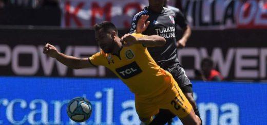 En su última presentación en el Monumental antes de la final de la Copa Libertadores, River perdió en el Monumental ante Rosario Central