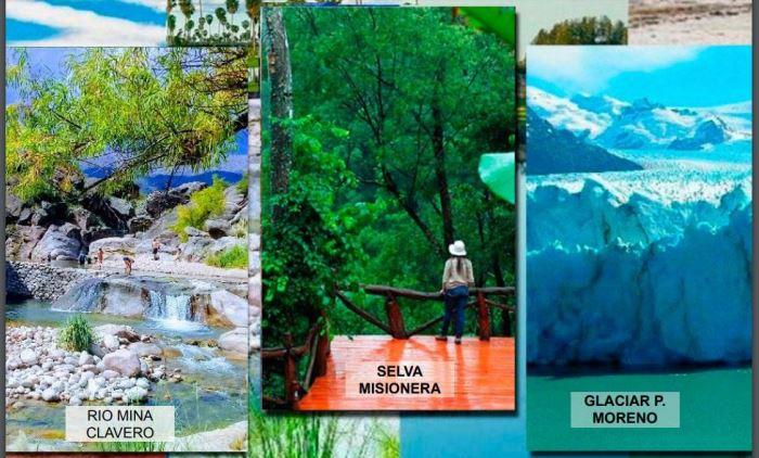Presentaron programa de promoción de las 7 Maravillas Naturales de Argentina