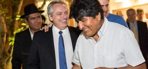 "Alberto Fernández apoyó a Evo Morales: ""En Bolivia se ha consumado un golpe de Estado"""