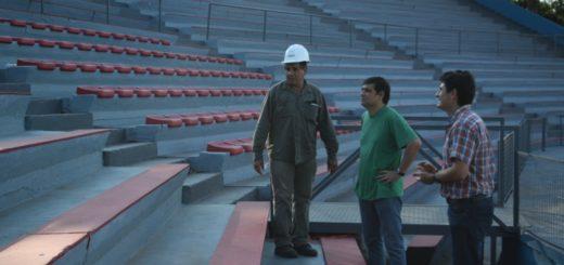 """Losada: """"Hicimos una importante inversión para dejar en óptimas condiciones el Anfiteatro Manuel Antonio Ramírez"""""""