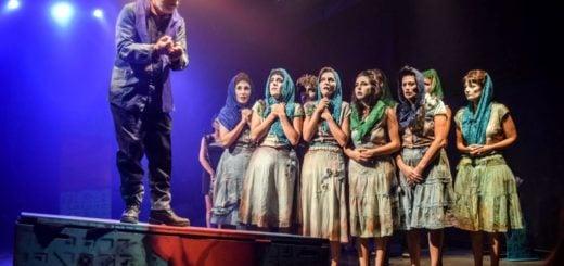 Con tres obras se despide el nacional de Teatro
