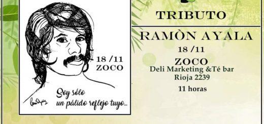 Lanzan línea de ropa con la imagen de Ramón Ayala estampada en su tela
