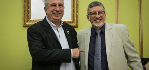 Passalacqua puso en funciones al Nuevo Tesorero General de la Provincia