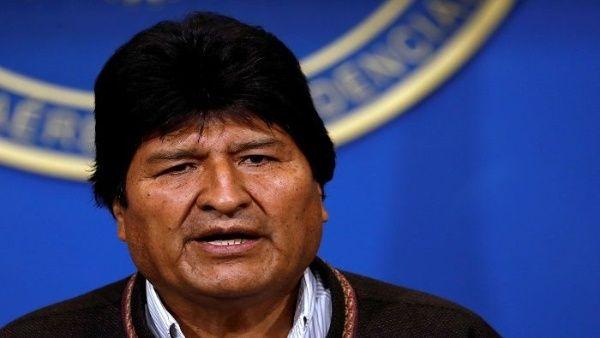 Golpe de estado en Bolivia: Evo Morales se despidió y partió rumbo a México