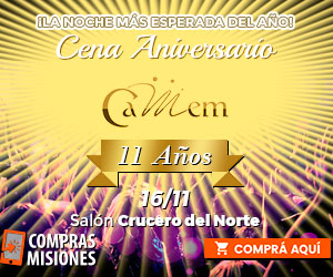La Cámara de Mujeres Empresarias de Misiones celebrará otro año mañana con su Cena Aniversario…Adquirí aquí las entradas por Internet