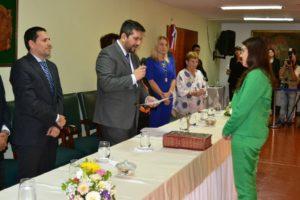 Tomaron juramento a los nuevos magistrados y funcionarios del STJ Misionero