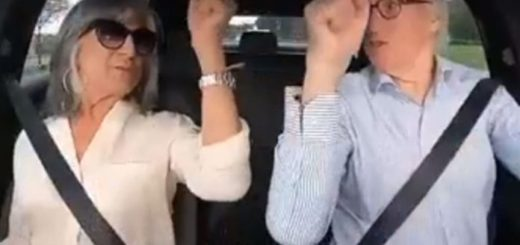 El divertidísimo video clip de Carlos Bianchi y su esposa Margarita para celebrar sus 70 años