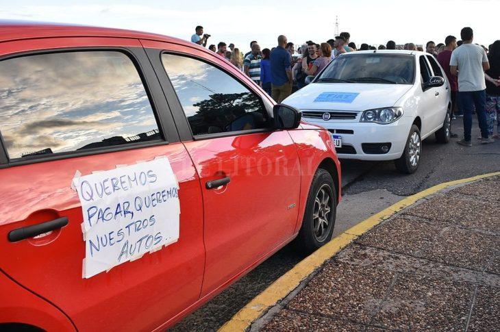 Usuarios de planes de ahorro vehicular presentarán otra medida en contra de los remates de sus autos