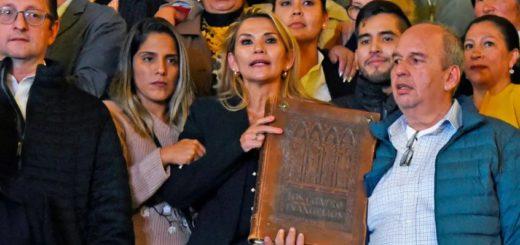 #CrisisEnBolivia: Macri reconoció la autoridad de Áñez pero no su presidencia