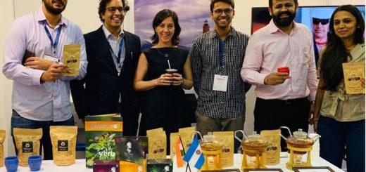World Trade Expo 2019: el mate se abre más puertas en el mercado de la India