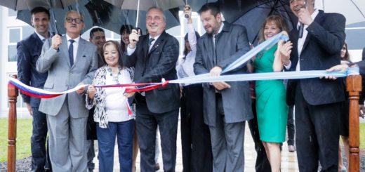 """""""La Justicia es clave para armonizar una sociedad"""" dijo Passalacqua al inaugurar el nuevo edificio de Tribunales de Oberá"""