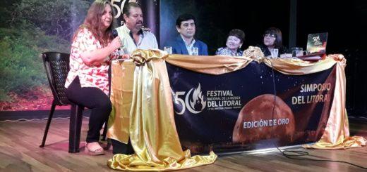 Comenzó el Simposio de Oro del 50° Festival Nacional de la Música del Litoral y 12º del Mercosur