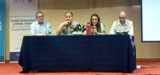 """Mariano Kestelboim disertó en el Seminario """"La Economía Argentina, debate de coyuntura y su dimensión pedagógica"""" organizado por la UNAM"""