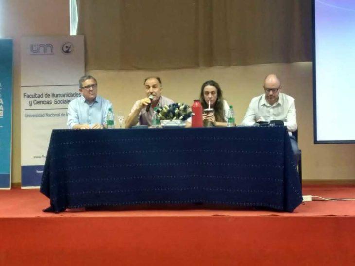 Mariano Kestelboim disertó en el Seminario «La Economía Argentina, debate de coyuntura y su dimensión pedagógica» organizado por la UNAM