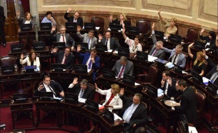 Diputados y senadores repudiaron el golpe de estado en Bolivia