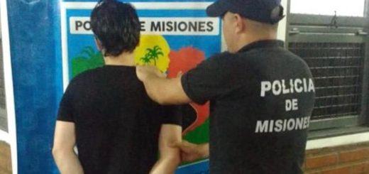 Violencia de género en Iguazú: tres hombres fueron detenidos por agredir, amenazar a sus parejas y quebrantar medidas judiciales