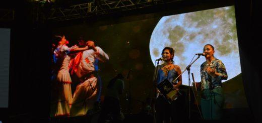 El Festival Nacional de la Música del Litoral encendió su primera antorcha y dio inicio a su Edición de Oro