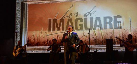 Los Imaguaré se llevaron la ovación del público durante la Edición de Oro del Festival Nacional de la Música del Litoral