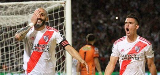 River venció a Estudiantes de Buenos Aires y es finalista de la Copa Argentina