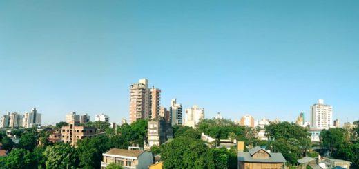 Viernes con cielo despejado como anticipo de un fin de semana soleado en Misiones