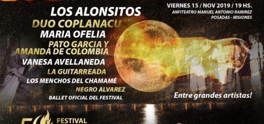 Vea el cronograma completo de la segunda luna del #FestivalDelLitoral edición de oro