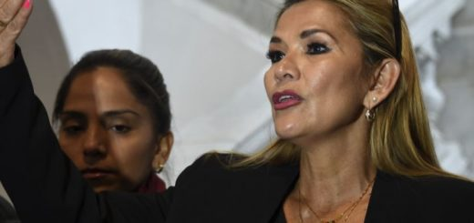 Golpe de estado en Bolivia: la OEA reconoció a Jeanine Añez como presidenta
