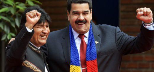 El gobierno interino de Bolivia rompe relaciones con Venezuela