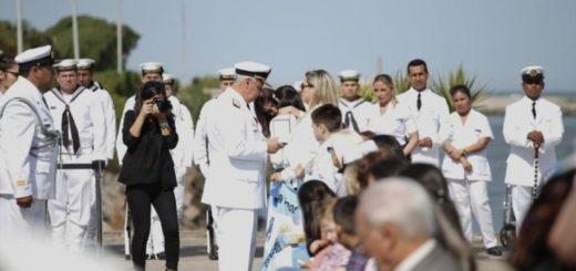 ARA San Juan: con mucho dolor y sin Macri y Aguad, recordaron a los 44 submarinistas