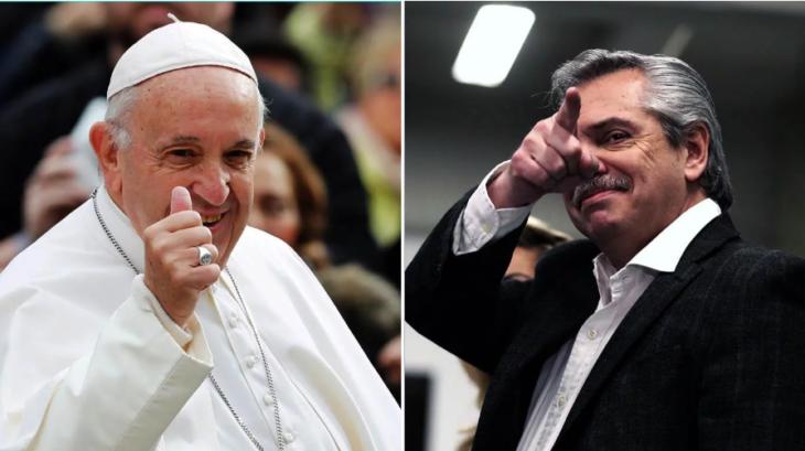 """Alberto Fernández apoyó los dichos del Papa sobre las prisiones preventivas: """" Es el ABC del derecho penal»"""
