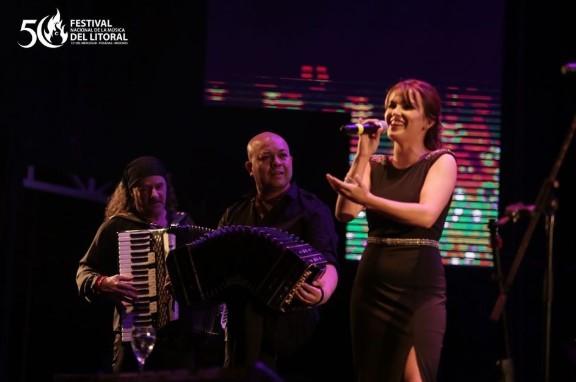 La Unión Mercosureña dejó un espectáculo de lujo durante la Tercera Luna del Festival Nacional de la Música del Litoral