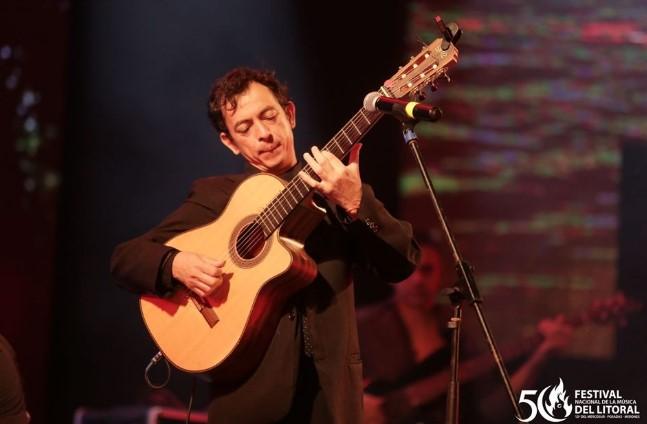 Los Núñez y un crisol de ritmos en el Festival Nacional de la Música del Litoral