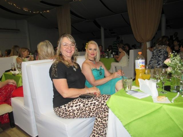 Se vivió una noche a pleno en el aniversario N°11 de la Cámara de Mujeres Empresarias de Misiones