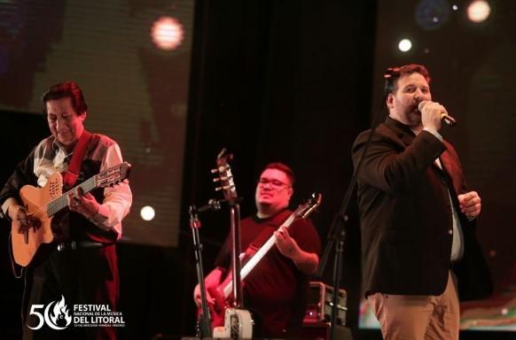 #FestivalDelLitoral: así comenzó a brillar la Cuarta Luna de Oro