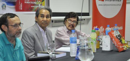 """Se presentó """"Mensajero de la Tierra Roja"""", la biografía de Ramón Ayala…Adquirila aquí en exclusivo por Compras Misiones"""