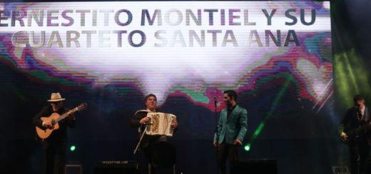 #FestivalDelLitoral: mirá lo que dejó el Cuarteto Santa Ana en la Cuarta Luna de Oro