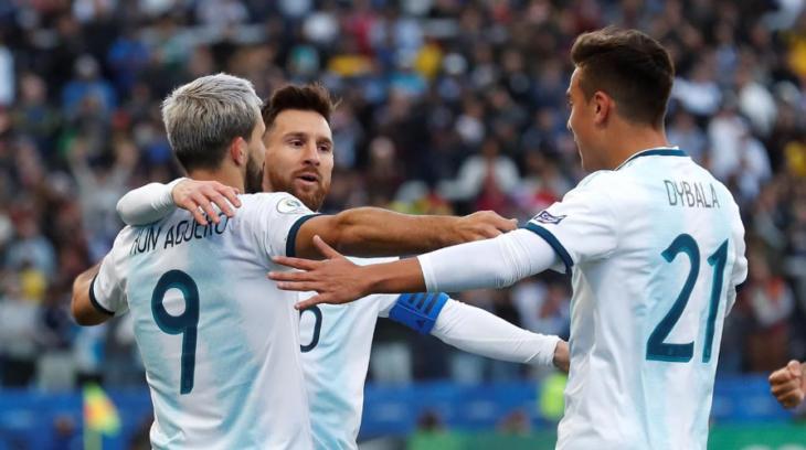 Con Messi y Agüero, Argentina enfrenta a Uruguay: hora, formaciones y TV