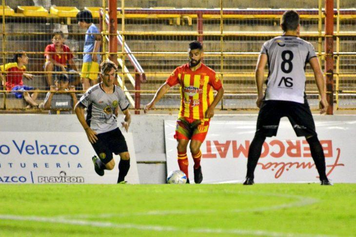 Federal A: vea los goles del empate de Crucero en su visita a Sarmiento en Resistencia