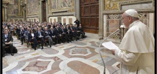"""El papa Francisco tiene pensado introducir el """"pecado ecológico"""" en el catecismo"""