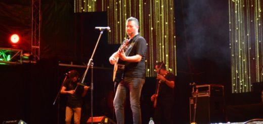 #FestivalDelLitoral: Fabián Meza y lo mejor de su repertorio en la última Luna de Oro
